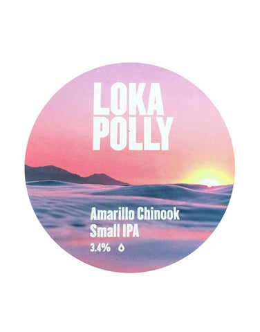 Loka Polly Amarillo Chinook Small IPA