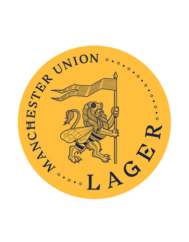 Manchester Union - Lager (4.8%)