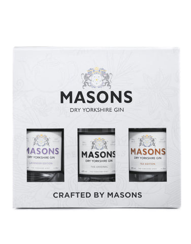 Masons Gin Boxed Gift Set