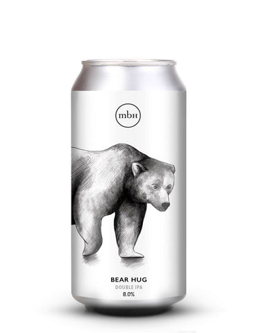 Mobberely Brewhouse - Bear Hug