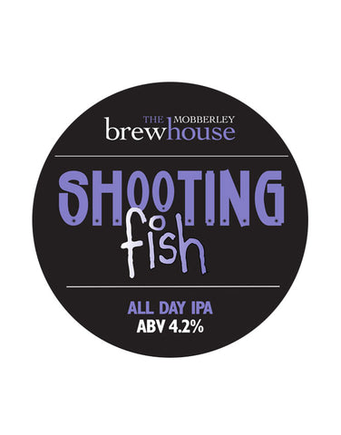 Mobberley Brewhouse Shooting Fish