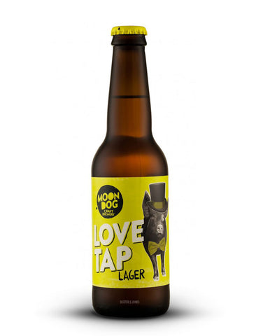 Moon Dog Love Tap