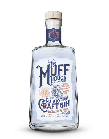 Muff Liquor Potato Gin