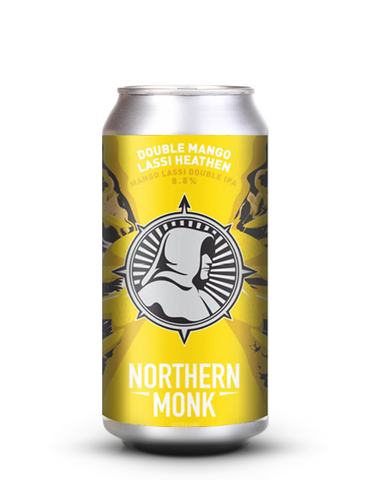Northern Monk - Double Mango Lassi Heathen IPA