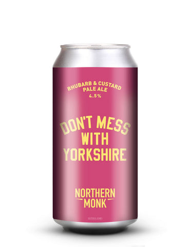 Northern Monk - Don't Mess With Yorkshire