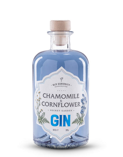 Old Curiosity - Chamomile & Cornflower Gin