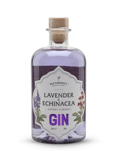 Old Curiosity - Lavender & Echinacea Gin