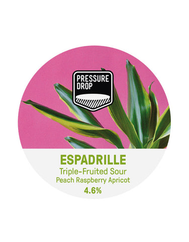 Draft: Pressure Drop - Espadrille (4.6%)