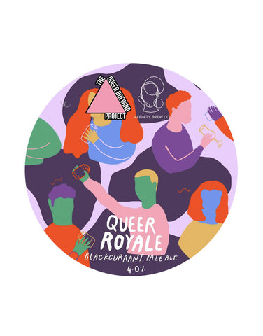 Affinity x Queer Brewing Project - Queer Royale