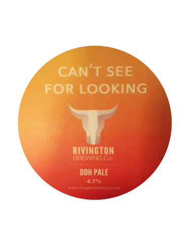 Draft: Rivington - Can't See For Looking (4.7%)