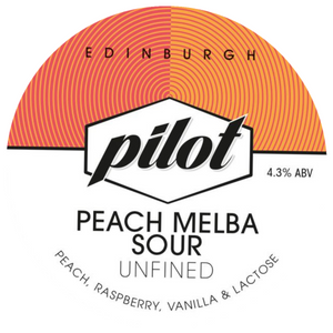 Draft: Pilot - Peach Melba (4.3%)