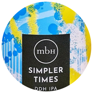 Draft: Mobberley Brewhouse - Simpler Times (5.6%)
