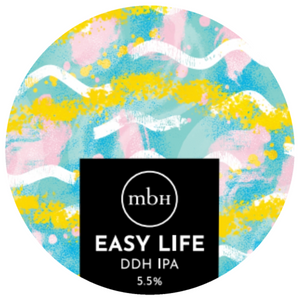Draft: Mobberley Brewhouse - Easy Life (5.5%)