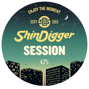 Draft: ShinDigger - Session IPA (4.2%)