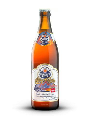 Schneider Weisse - Alcohol-Free Wheat Beer