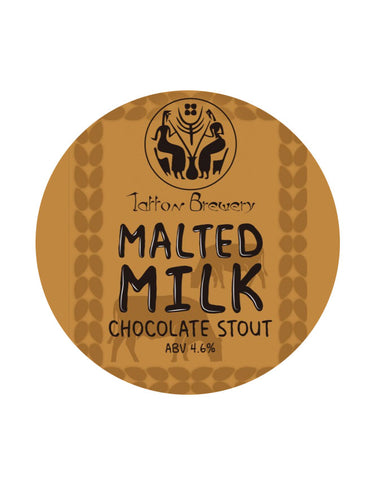 Tatton Malted Milk Chocolate Stout