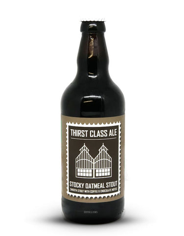 Thirst Class Ales - Stocky Oatmeal Stout