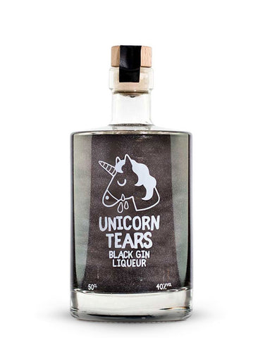 Unicorn Tears Black Edition Gin