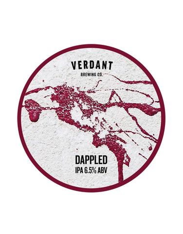 Draft: Verdant Brewing - Dappled (6.5%)