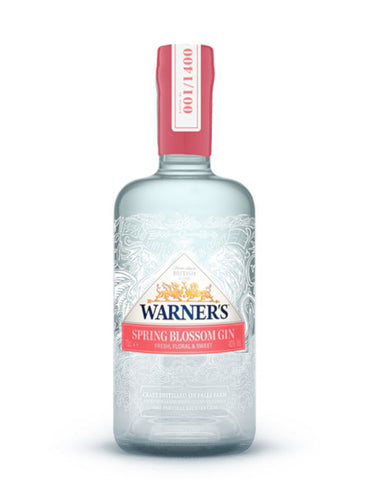 Warner Edwards- Spring Blossom Ltd Edition Gin