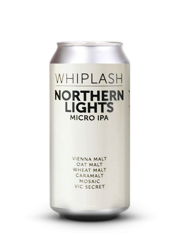 Whiplash Northern Lights Micro IPA