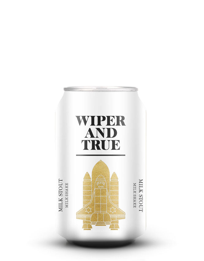 Wiper & True Milk Shake Stout