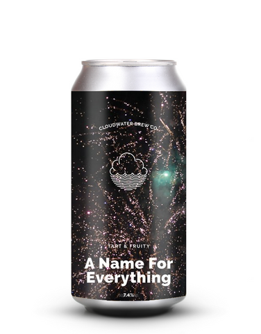 Cloudwater - A Name For Everything