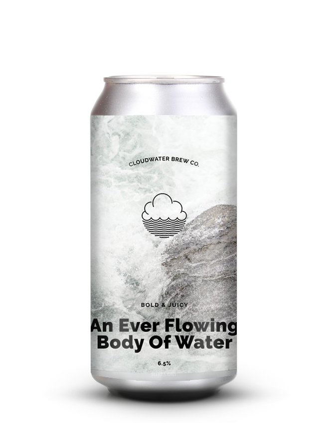 Cloudwater - An Ever Flowing Body Of Water