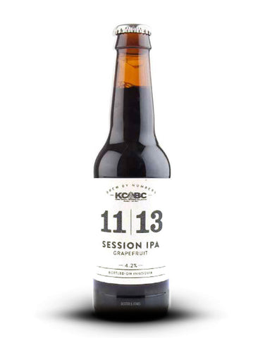 Brew By Numbers 11/13 Sesion IPA