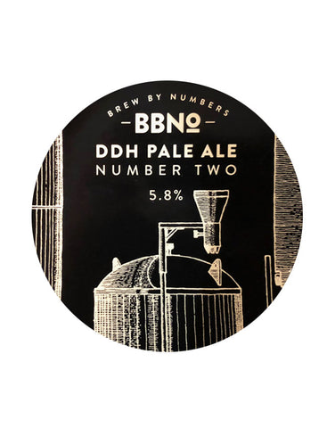BBNO 42/02 DDH Pale Ale – Number Two