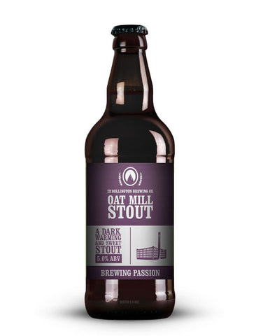 Bollington Oat Mill Stout