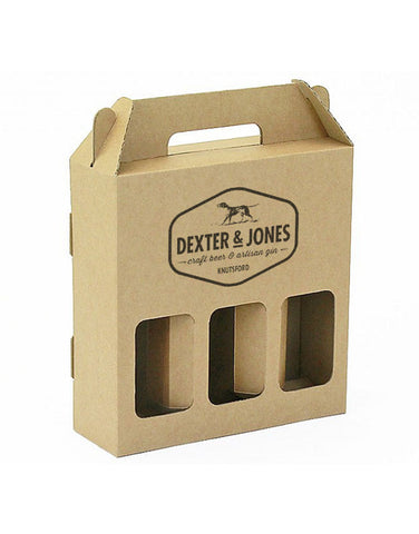 Dexter & Jones Beer Bottle Box