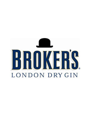 Brokers Gin & Tonic