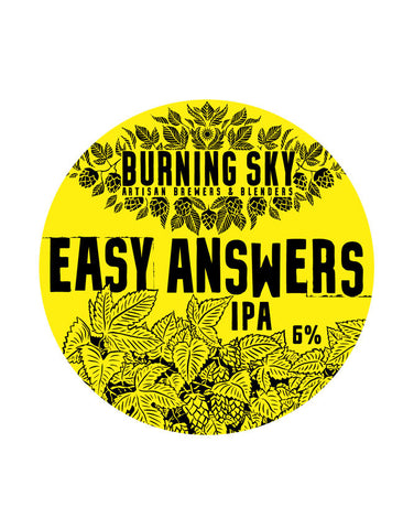 Burning Sky Easy Answers IPA
