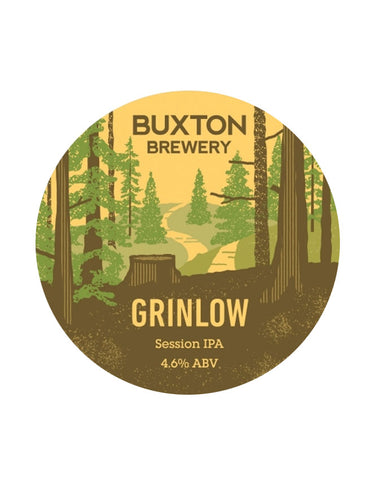 Buxton Brewery - Grinlow
