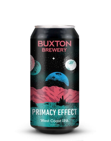 Buxton x Magic Rock - Primacy Effect