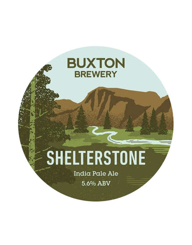 Buxton Brewery Shelterstone