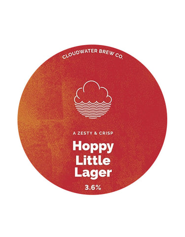 Cloudwater - Hoppy Little Lager