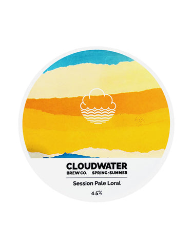 Cloudwater Session Pale Loral