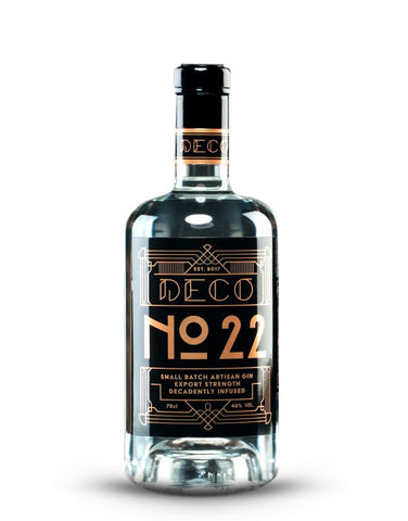 Deco No.22 London Dry Gin