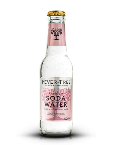 Fever-Tree Soda Water