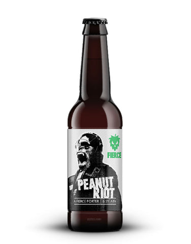 Fierce Beer Peanut Riot