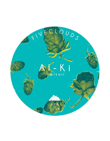 Fiveclouds Brewing Al-Ki