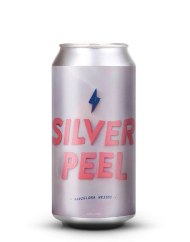 Garage Beer Co. Silver Peel