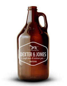 Dexter & Jones Growler Jar
