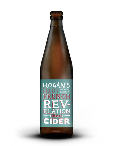 Hogan's French Revelation Cider
