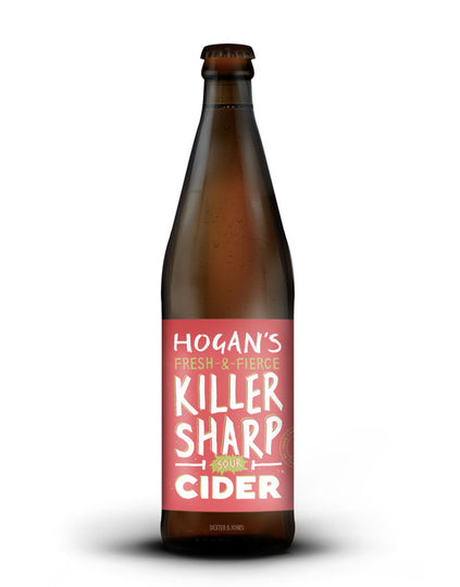Hogan's Killer Sharp Cider