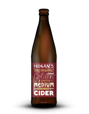 Hogan's Medium Cider