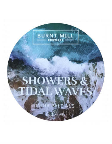 Draft: Burnt Mill - Showers & Tidal Waves (6.2%)