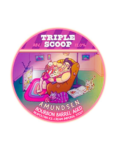 Draft: Amundsen - BA Triple Scoop (12.0%)